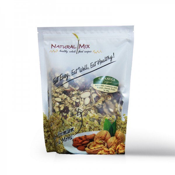 Granola Pack 500 grams